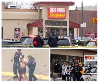 કોલોરાડોમાં સુપરમાર્કેટમાં બેફામ ગોળીબાર, પોલીસ અધિકારી સહિત 10નાં મોત
