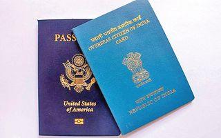 OCI કાર્ડધારકોને ભારત પ્રવાસ વખતે જૂનો પાસપોર્ટ રાખવાની જરૂર નહીં