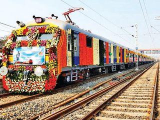 કેવડિયા-પ્રતાપનગરની 2 મેમુ ટ્રેન અનિશ્ચિત મુદત માટે રદ