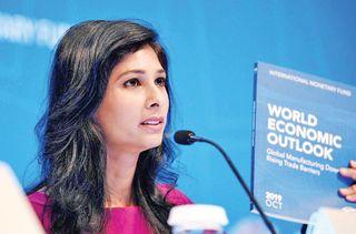 ભારત 2021માં 12.5 ટકાનો પ્રશંસનીય વૃદ્ધિ દર નોંધાવશેઃ IMF