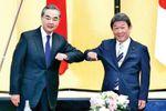 અમેરિકા સાથે મળી ઘેરાબંધી નહીં કરવા જાપાનને ચીનની ચેતવણી