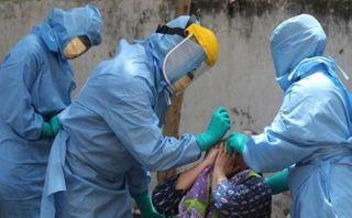 દેશમાં કોરોના વિસ્ફોટ, 24 કલાકમાં 2 લાખથી વધુ નવા કેસ, 1038 લોકોનાં મોત