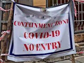 તાપી જિલ્લાના કેટલાક વિસ્તારને કન્ટેઈનમેન્ટ ઝોન જાહેર કરાયા