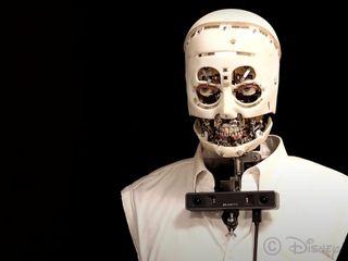 ડિઝનીએ બનાવ્યો અનોખો રોબોટ !