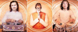 રોમહર્ષક જય હનુમાન ગીતને જીવંત બનાવે છે મૅગાસ્ટાર અમિતાભ બચ્ચન