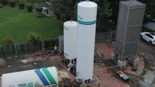 આઈનોક્સ કંપનીએ સુરત માટે ઓક્સીજનના સપ્લાયમાં નાદારી નોંધાવી