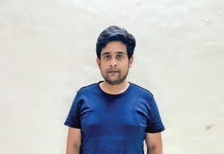 બોપલના યુવક સાથે રેમડેસિવીરના નામે ઓનલાઈન ઠગાઈ: ઠગને પોલીસે MPથી ઝડપ્યો