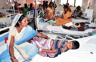 દિલ્હીની ચિલ્ડ્રન હોસ્પિટલમાં ઓક્સિજનની અછત, 50ના જીવ પર તોળાતું જોખમ