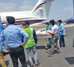 રાજકોટમાંથી 15 દર્દીઓને એર એમ્બ્યુલન્સમાં દિલ્હી-ચેન્નઈ ખસેડાયા