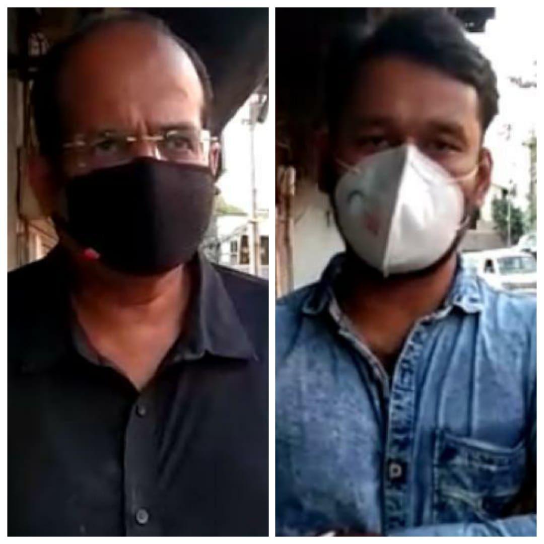 આશીંક લોકડાઉન લંબાવીને ગુજરાત સરકારે વેપારીઓ સાથે દગો કર્યો છે